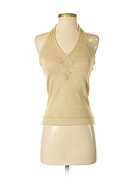 Sandra Sleeveless Silk Top Size S