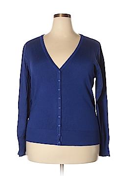 Bigio Collection Cardigan Size 3X (Plus)