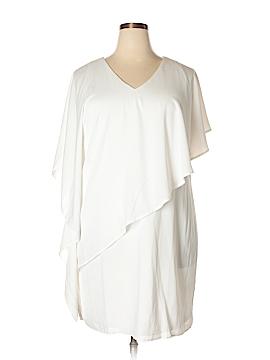 Jay Godfrey Casual Dress Size 1X (Plus)