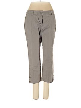 Ann Taylor LOFT Khakis Size 4 (Petite)