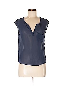 Bongo Short Sleeve Blouse Size M