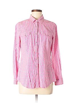 Daniel Rainn Long Sleeve Button-Down Shirt Size M