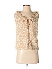 Ann Taylor LOFT Women Sleeveless Blouse Size XS (Petite)