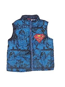 Superman Vest Size 4T