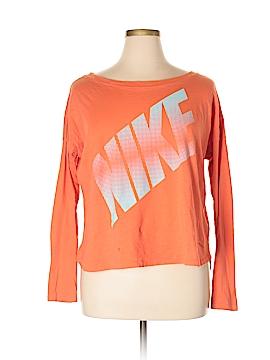 Nike Long Sleeve T-Shirt Size XL