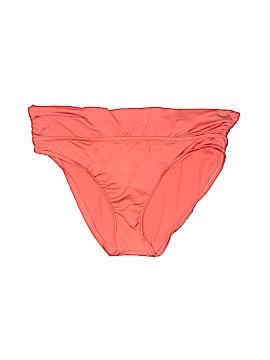 Bisou Bisou Swimsuit Bottoms Size L