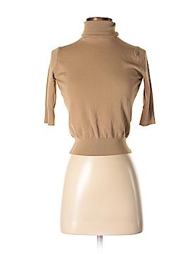 Zara Short Sleeve Turtleneck Size S