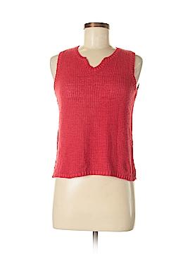Jeanne Pierre Sweater Vest Size M