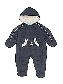 London Fog One Piece Snowsuit Size 3-6 mo