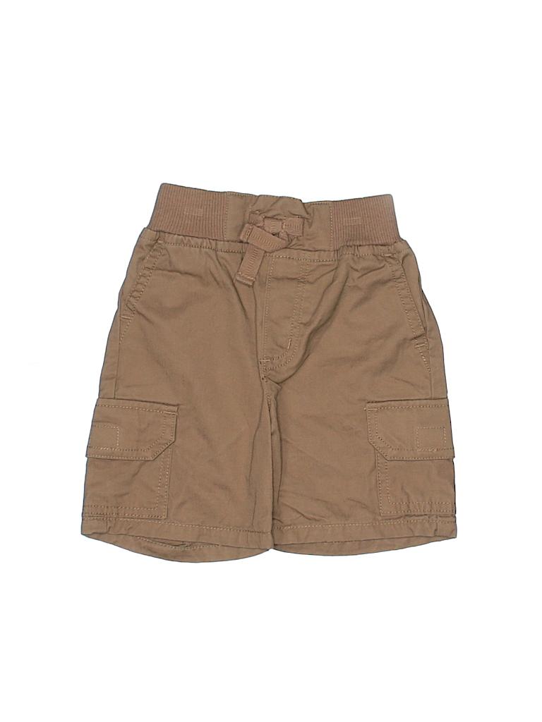 Gymboree Outlet Boys Cargo Shorts Size 6-12 mo
