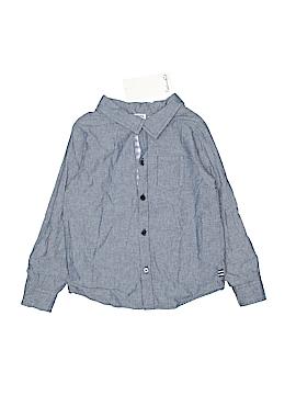 Splendid Long Sleeve Button-Down Shirt Size 6X