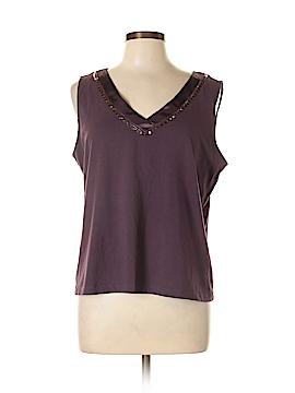 Rafaella Sleeveless Top Size XL