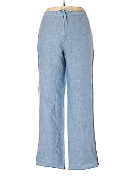 Boden Linen Pants Size 22 (Plus)