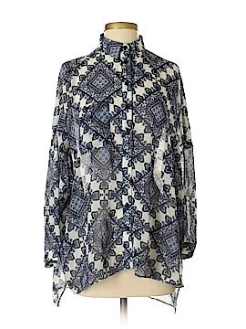 Sans Souci 3/4 Sleeve Blouse Size XS
