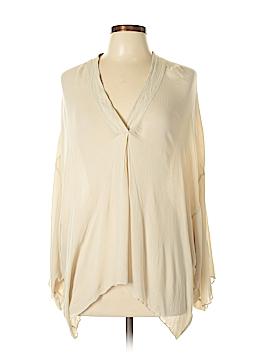 Le Fou 3/4 Sleeve Blouse Size L