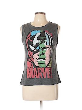 Marvel Sleeveless T-Shirt Size L