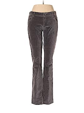 Garnet Hill Velour Pants Size 6