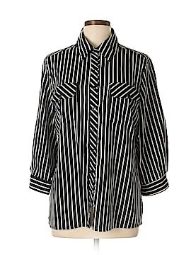 Notations 3/4 Sleeve Blouse Size XL (Petite)