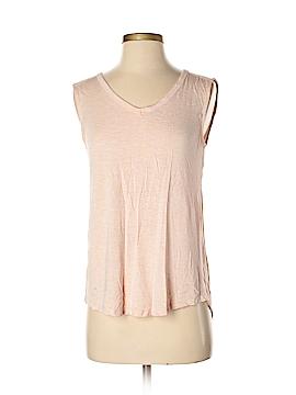 Cynthia Rowley for Marshalls Sleeveless T-Shirt Size S