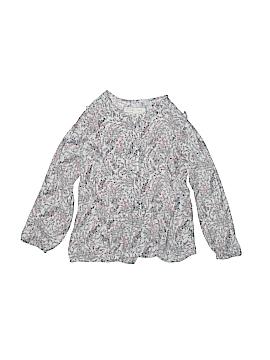 Zara Long Sleeve Blouse Size 6