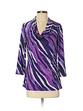 Dana Buchman Long Sleeve Top Size XS