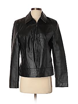 SONOMA life + style Leather Jacket Size S