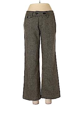 Eddie Bauer Wool Pants Size 8 (Petite)