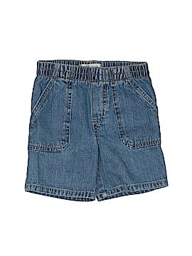 WonderKids Denim Shorts Size 2T