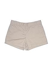 New York & Company Women Khaki Shorts Size 4