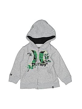 Hurley Zip Up Hoodie Size 18 mo