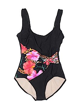 Carol Wior One Piece Swimsuit Size 12