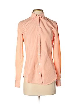 Wonder Long Sleeve Button-Down Shirt Size XS