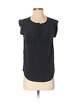 Club Monaco Short Sleeve Blouse Size XS