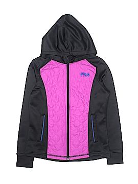 Fila Sport Track Jacket Size 7 - 8