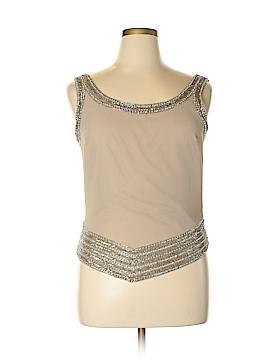 Jkara Sleeveless Blouse Size 14