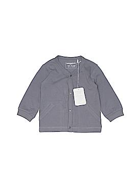 Imps & Elfs Long Sleeve Button-Down Shirt Size 9-12 mo