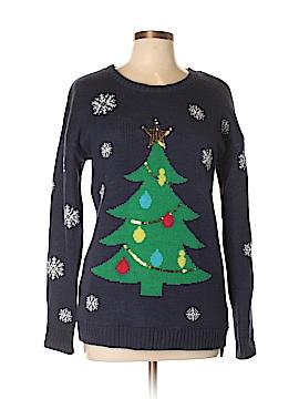 Derek Heart Pullover Sweater Size XL