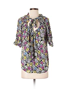 Fei Short Sleeve Blouse Size 4