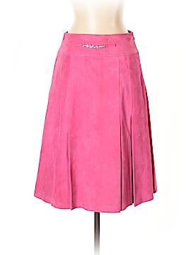 Escada Leather Skirt Size 36 (EU)