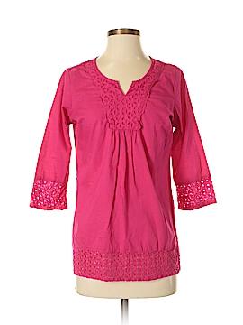 Krazy Kat 3/4 Sleeve Blouse Size S