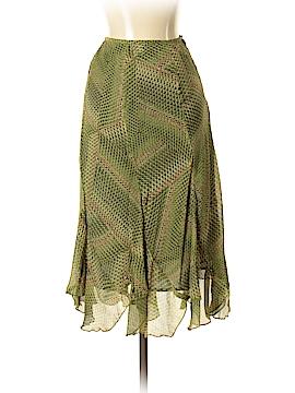 Anne Klein Silk Skirt Size 8 (Petite)