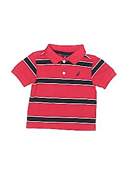 Nautica Short Sleeve Polo Size 6 mo