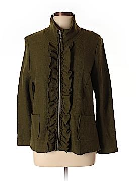 Joseph A. Wool Coat Size L
