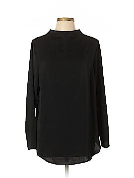 H&M Long Sleeve Blouse Size 14