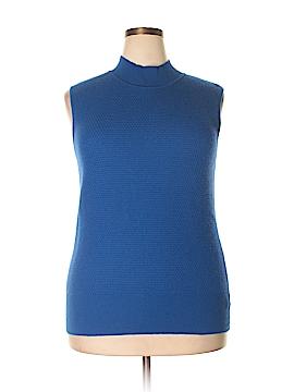 St. John Pullover Sweater Size XL