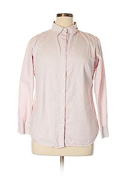 Steve & Barry's Long Sleeve Button-Down Shirt Size XL