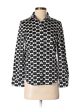 Kate Spade New York Long Sleeve Button-Down Shirt Size 00