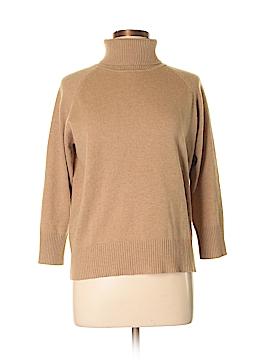 Apostrophe Cashmere Pullover Sweater Size L