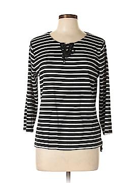 Rafaella Long Sleeve Top Size XL