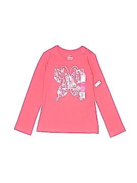 Faded Glory Long Sleeve T-Shirt Size X-Small (Kids)